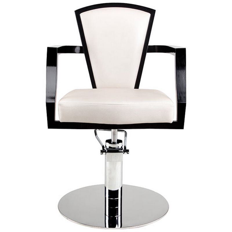 KING LUX Fauteuil Coiffure - face - Malys Equipements