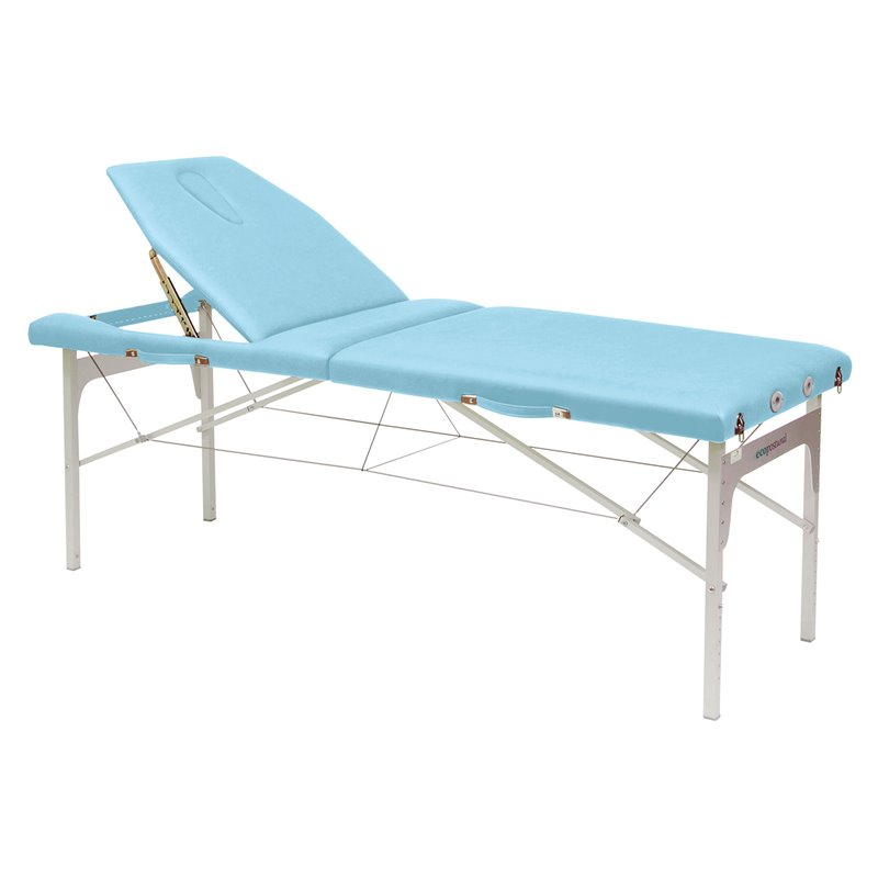 C3414 Table pliante 2 plans Ecopostural